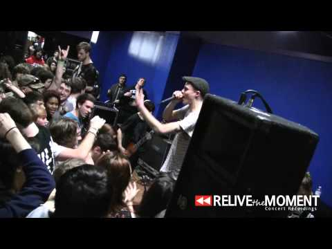 2012.12.08 The Plot In You - Miscarriage (Live in Palatine, IL)