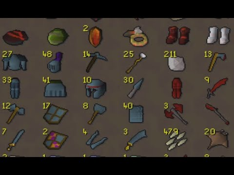 98-99 Slayer Loot - My Biggest Tab Yet