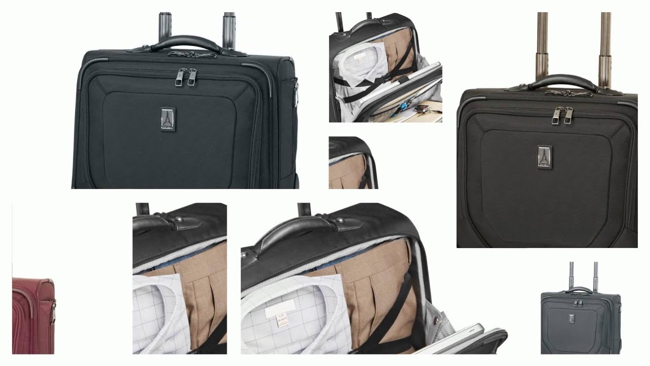 d098b4050 Travelpro Crew 10 Rolling Tote - LuggageFactory.com - Done. Luggage Factory