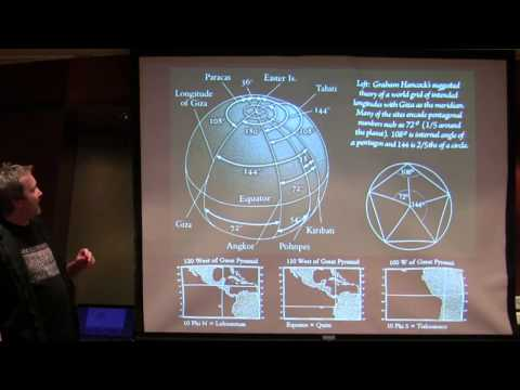 Earth Grids and the Serpent Elite - presented by Hugh Newman