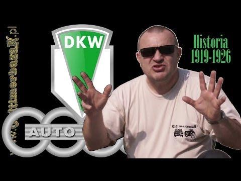 OldtimerbazaR ~ historia DKW 1919-1926 - opowiada Piotr Kawałek