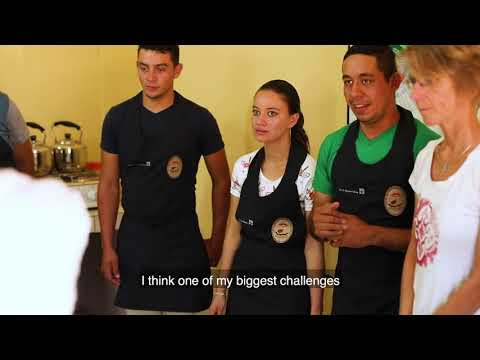 Empowering youth to set meaningful career paths in coffee