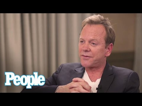 Why Kiefer Sutherland Decided Not To Give Up Alcohol  People