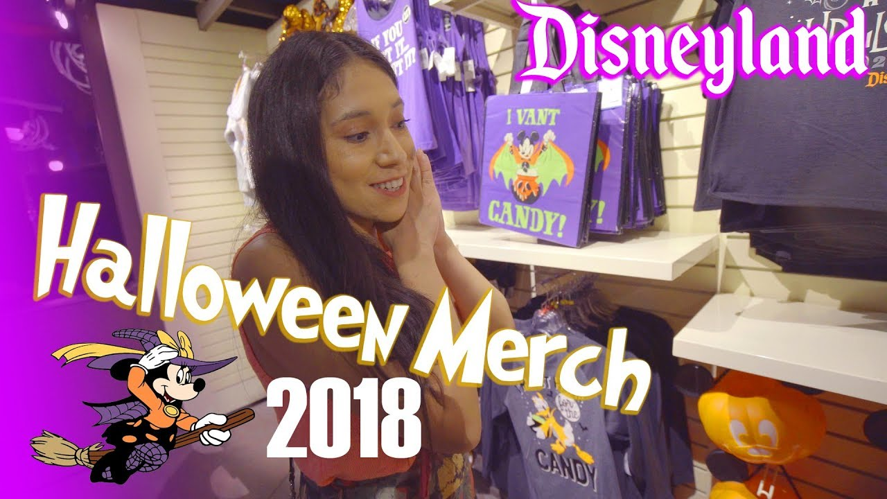 check out disneys new halloween merch for 2018 disneyland