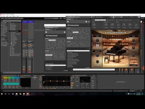 Komplete Kontrol & Ableton Live Macro Control