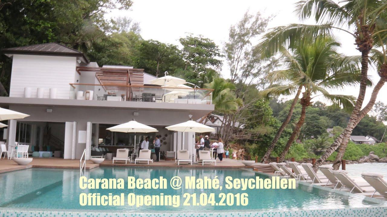 Hotel Carana Beach Mahe