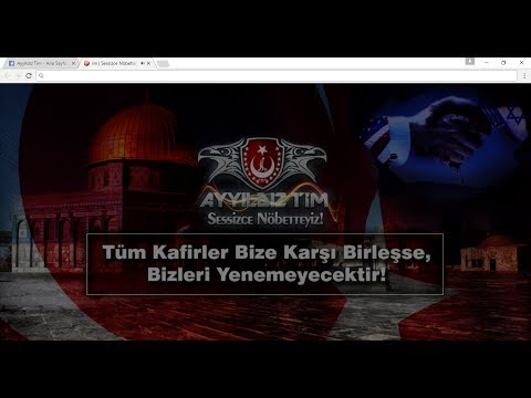 İSRAİL İÇİN EZAN VAKTİ !!!