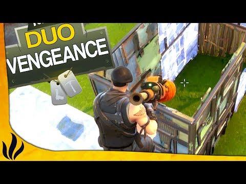 LA VENGEANCE ! DUO AVEC PROPAX ! (Fortnite: Battle Royale)