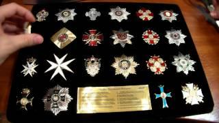 Коллекция Ордена Российской Империи.