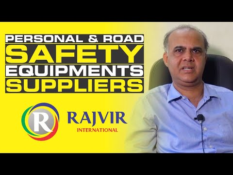 Safety Equipment: Personal Protective And Road Safety Equipments | Suppliers