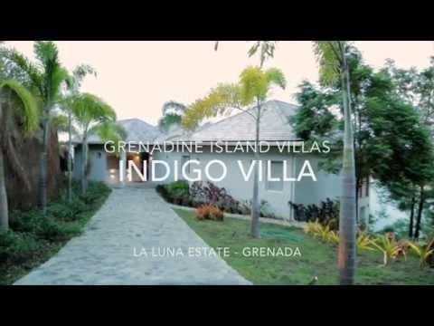 Indigo Villa - La Luna Estate, Grenada