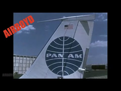 The Wonderful Jet World of Pan American (1959)