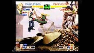 The King of Fighters 2000 PlayStation 2 Gameplay_2002_12_02