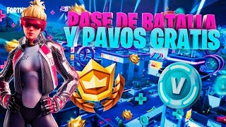 🔴 REGALING PASS BATTLE AND PAVOS FREE IN FORTNITE LIVE ! WAITING FOR NEW STORE