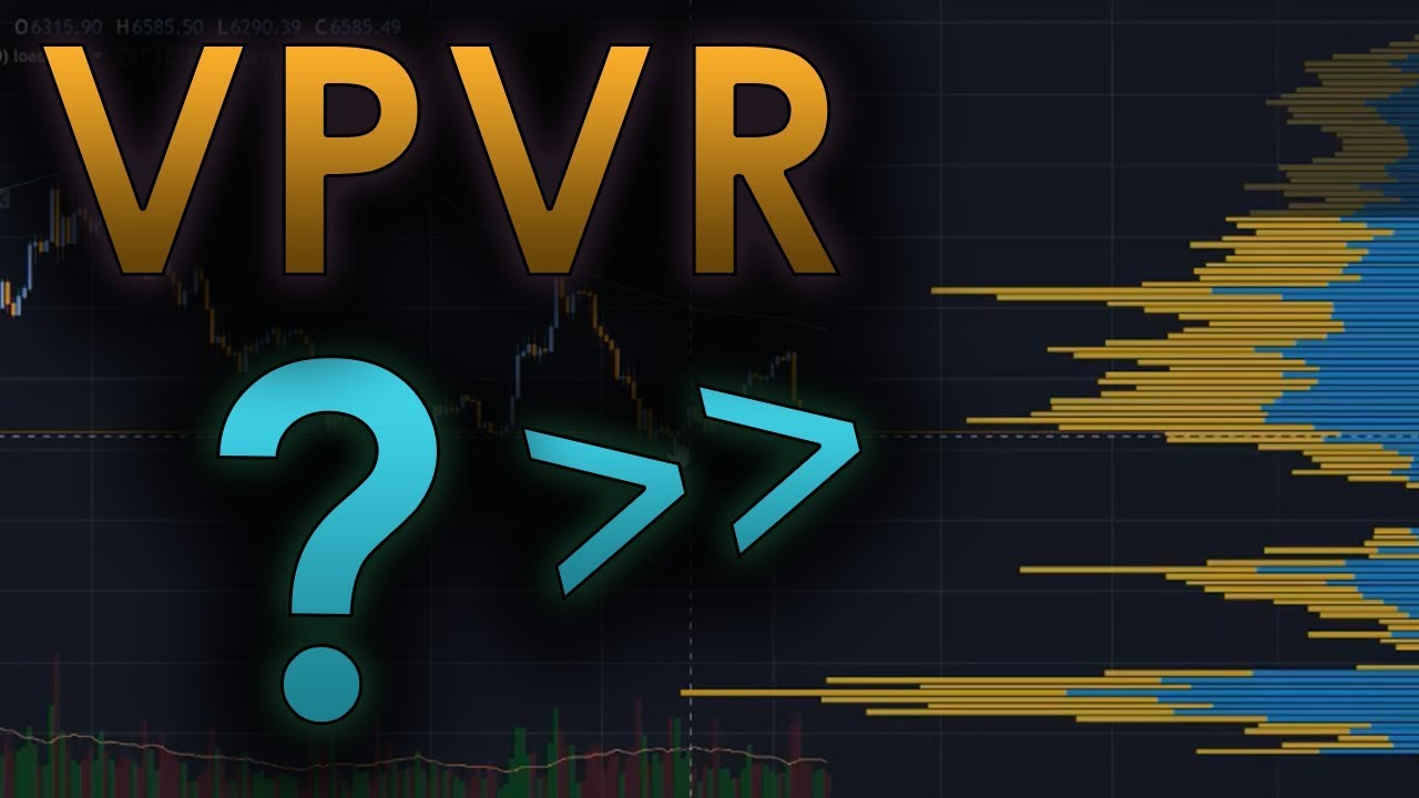 VPVR: MOST POWERFUL BITCOIN TECHNICAL ANALYSIS INDICATOR? - VPVR Beginners  Tutorial
