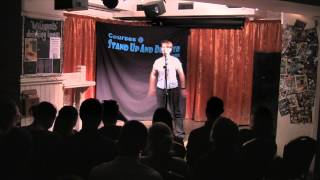 Female British Stand-up comedy - Charlie Robinson