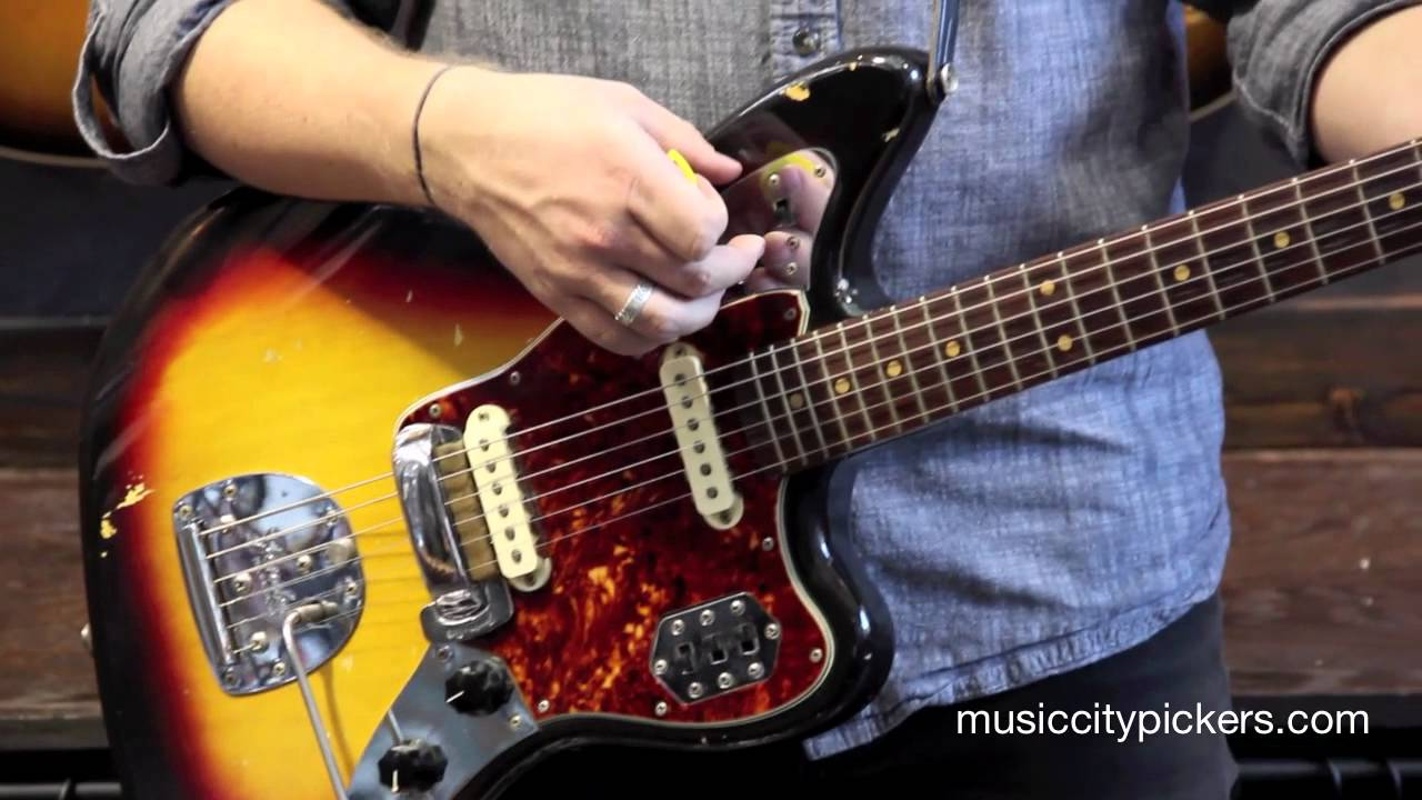 jaguar fender guitar product