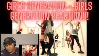 Girls Generation   Girls Generation (Reaction) 소녀 시대 소녀 시대