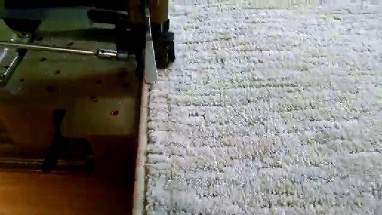 serging carpet  Floor Matttroy