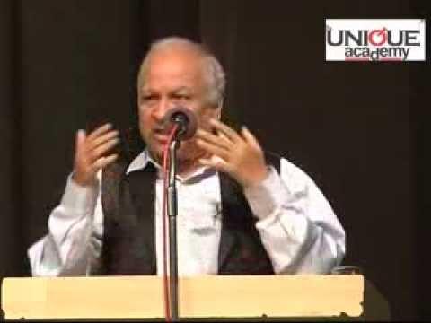 MR KUMAR KETKAR's FULL SPEECH ON Liberalisation and Marathi Culture(उदारीकरण आणि मराठी संस्कृती)
