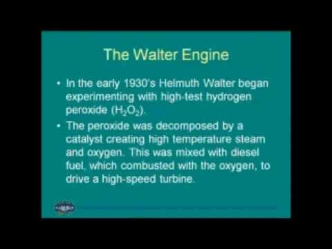 Submarine Air Independent Propulsion
