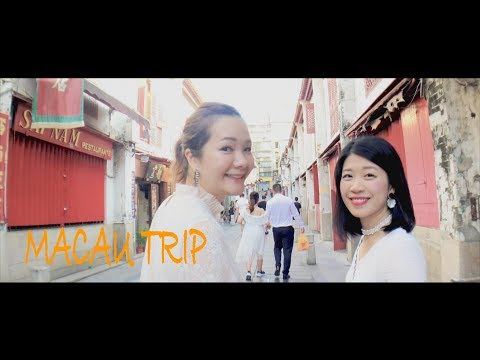 Travel Video | Macau one day trip