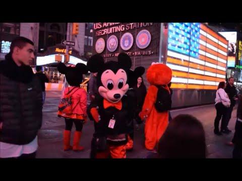 Times Square Night Tour, New York City