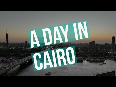 CAIRO FOOD AND HISTORY - A Day in the City of a Thousand Minarets