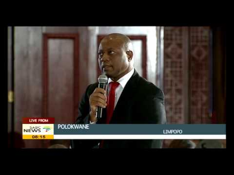 Stan Mathabatha answer questions
