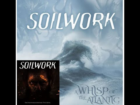 """Soilwork release new song """"The Nothingness and the Devil"""" off new album A Whisp of the Atlantic"""