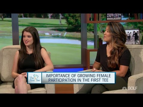 The First Tee Grows the Game with Female Golfers | Golf Channel