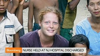 Nurse Monitored for Ebola in N.J. Heads to Maine