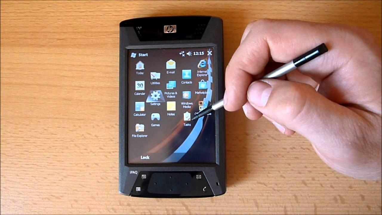 HP iPAQ hx4700 Pocket PC Series Drivers for Mac Download