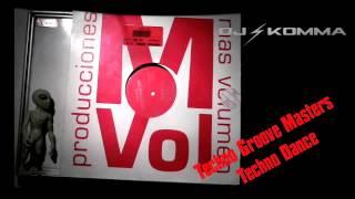 Techno Groove Masters – Techno Dance / 1993