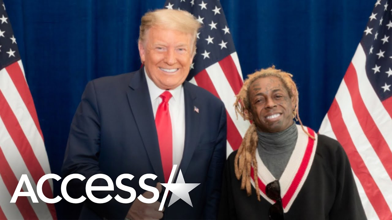 Lil Wayne and Kodak Black: Why did Donald Trump grant the ...