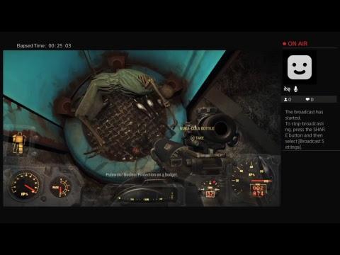 Fallout 4 Mod - Forgotten Shores Demo