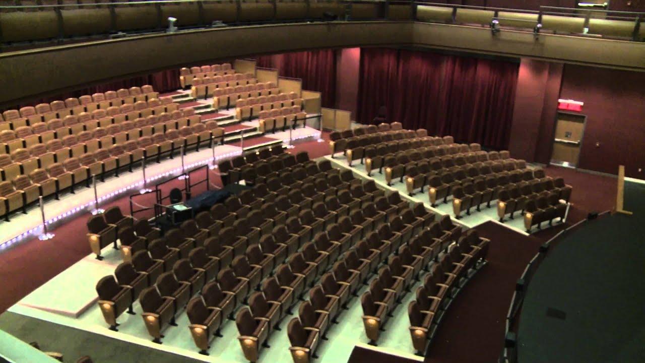 Virtual Tour Milton Centre For The Arts Mattamy Theatre