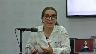Actualización de la Secretaría de Salud de Veracruz