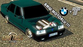 BMW MOTORLU ŞAHİN !! TANJU AKDOĞAN  [61 AT 317]