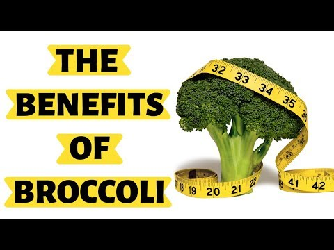 Nutrition Facts and Health Benefits of Broccoli