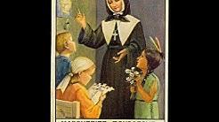 La vie de sainte Marguerite Bourgeoys, fondatrice des écoles en Nouvelle France (+1700)