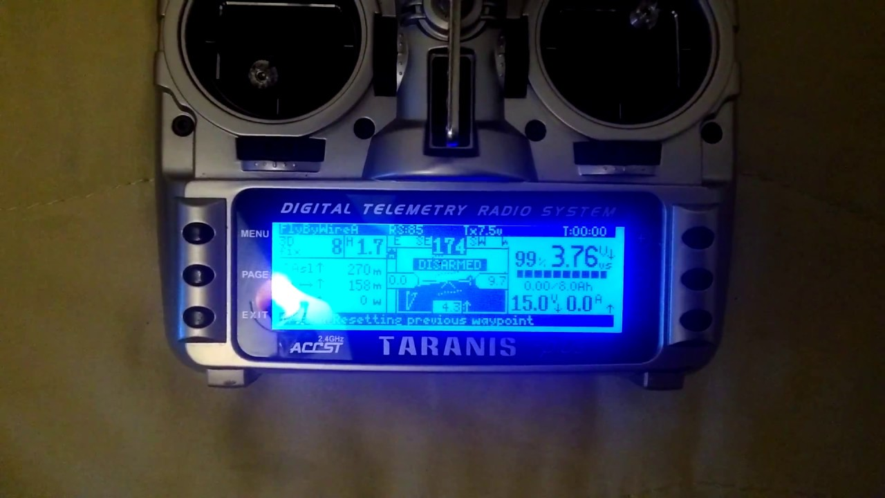 yaapu/Frsky Telemetry Script - смотреть онлайн на Hah Life