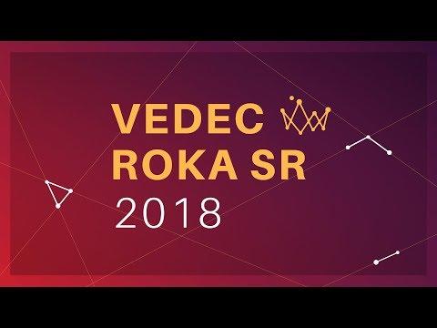 Vedec roka SR 2018 - záznam z oceňovania