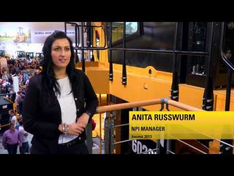 Introducing The Cat® 6020B Hydraulic Mining Shovel | Bauma Munich