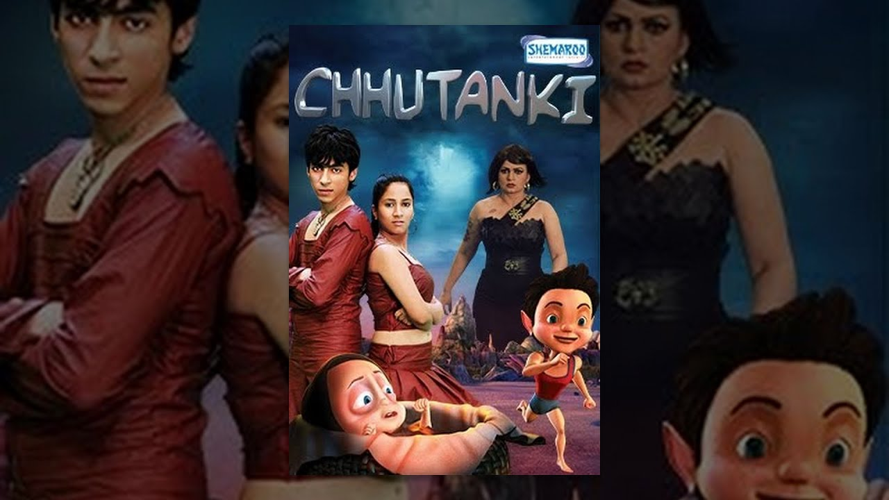 Chhutanki Hindi  Kids Hindi Animation Movies  Youtube