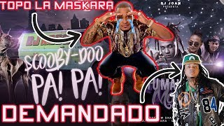 "DEMANDAN POR PLAGIO A DJ KASS POR ""SCOOBY DOO PA PA"" Shelow Shaq Video"