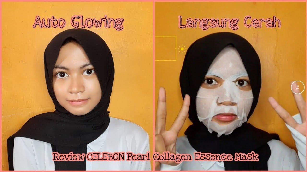 Review Masker Gfriend | auto glowing kaya mereka🙀