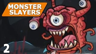 Video Monster Slayers Part 2 - The Name Game - Let's Play Monster Slayers Steam Gameplay Review download MP3, 3GP, MP4, WEBM, AVI, FLV Agustus 2018