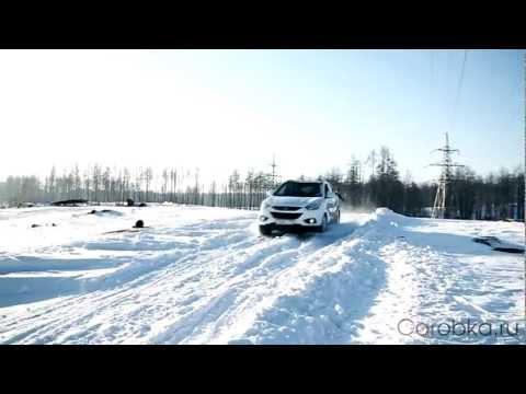 Hyundai ix35 vs Snowboard
