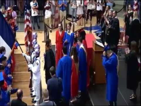 2017 Marshalltown High School Graduation